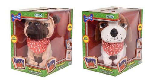 perro mascota puppy dog interactivo ladra gruñe orig. ditoys