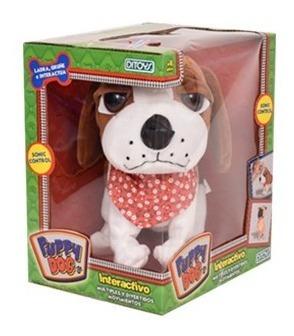perro mascota puppy dog interactivo ladra gruñe orig ditoys