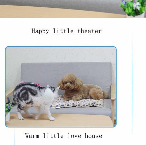 perro mascotas, manta manta cama
