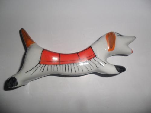 perro perrito porcelana pinche picada copetinero copetin