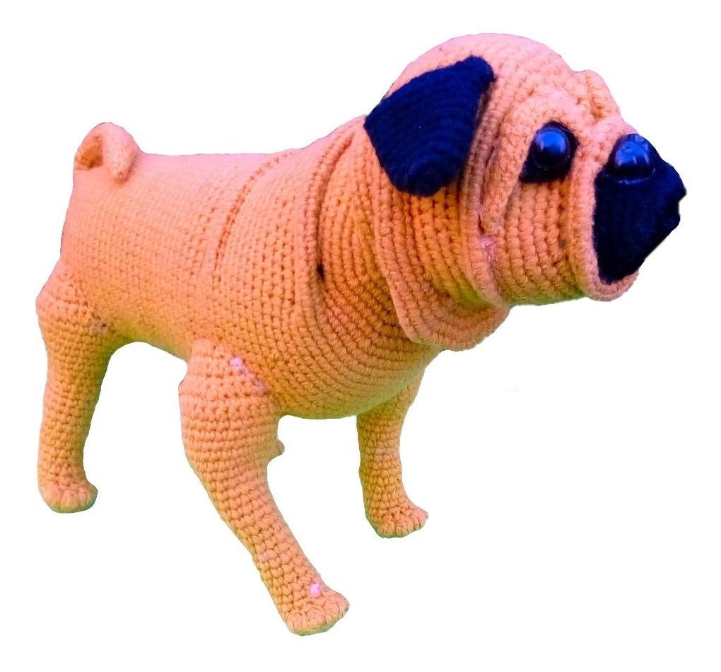 Patrón gratis amigurumi de perro pug - amigurumis y más   950x1020
