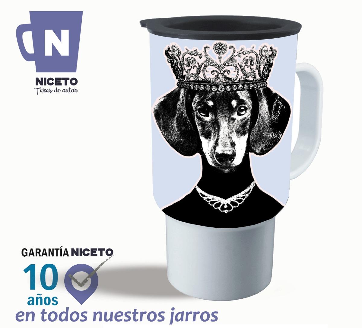 Perro Salchicha Jarro Termico Unico Modelo Dos Pareja - $ 260,00 en ...