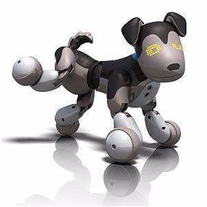 perro zoomer robot interactivo bentley original usa