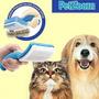 Cepillo Quitapelos Pet Zoom Para Mascotas, Perros Y Gatos