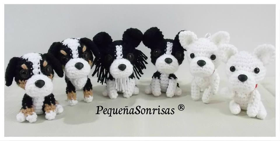 Crochet Large Amigurumi Siberian Husky Dog Collar DIY Video ... | 484x960