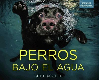 perros bajo el agua(libro fotografía)