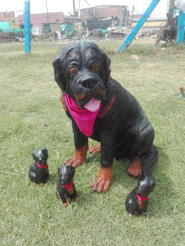 perros en fibra de vidrio - kg a $22222