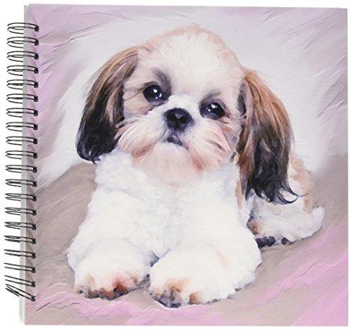 perros shihtzu  shih tzu cachorro  dibujo libro