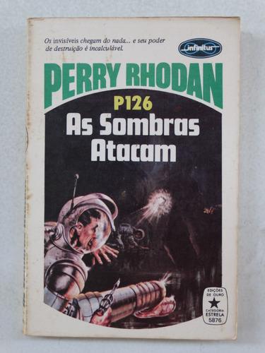 perry rhodan n° p126! editora tecnoprint 1978!