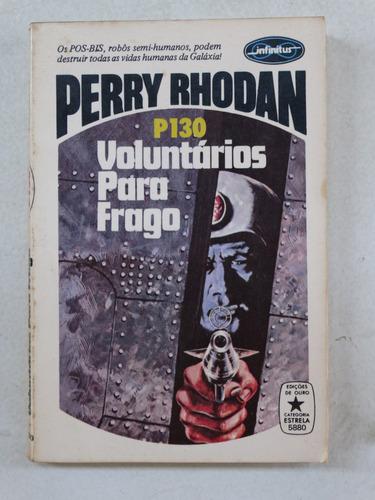 perry rhodan n° p130! editora tecnoprint 1978!