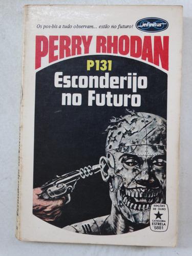 perry rhodan n° p131! editora tecnoprint 1979!