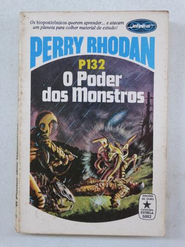 perry rhodan n° p132! editora tecnoprint 1979!