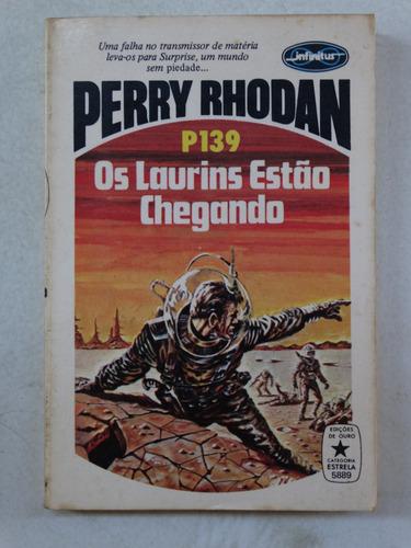 perry rhodan n° p139! editora tecnoprint 1979!