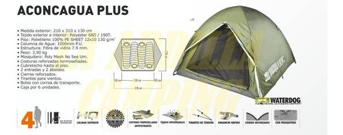 pers waterdog carpa iglu