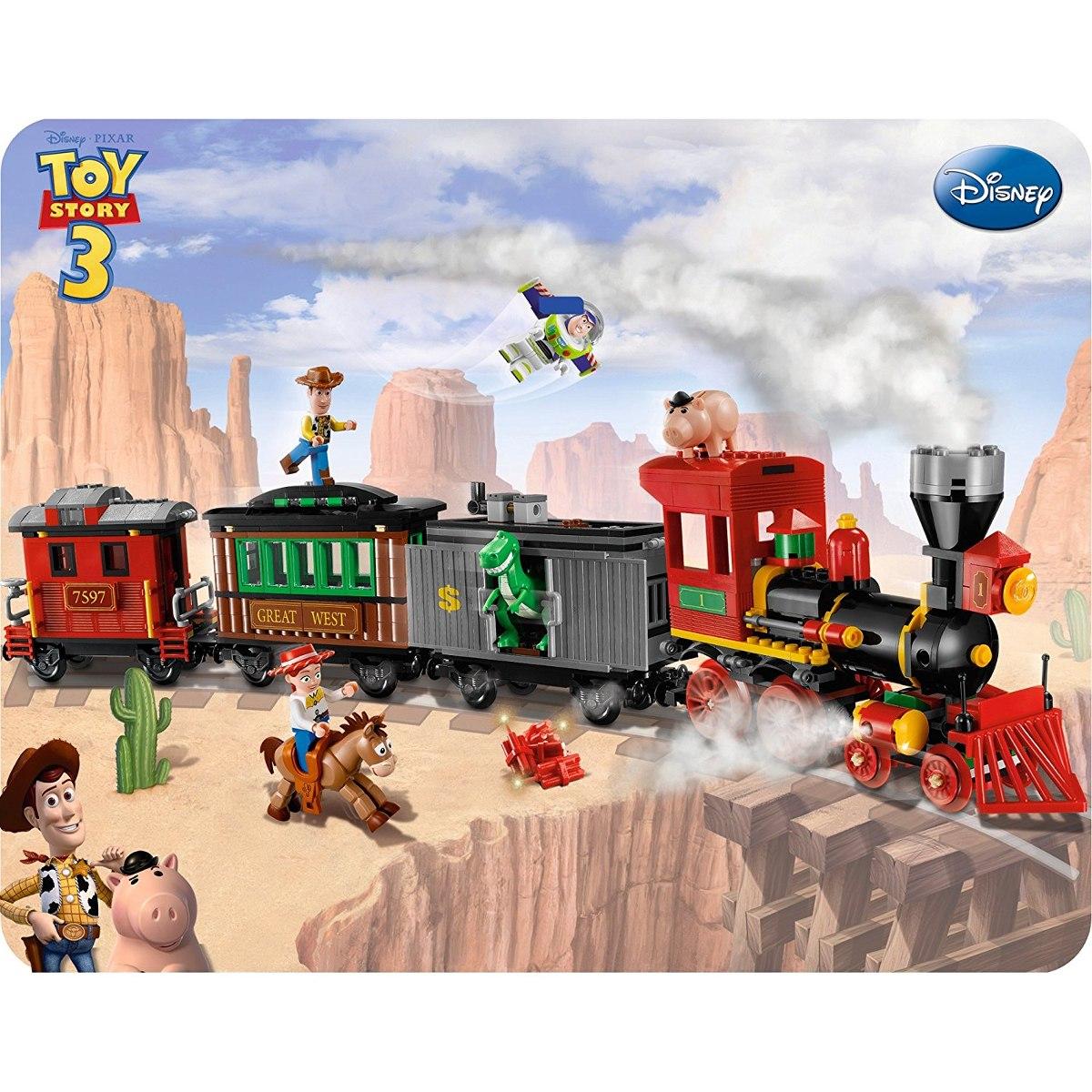 f1165aa8e0da0 persecución de tren del oeste lego toy story 3. Cargando zoom.