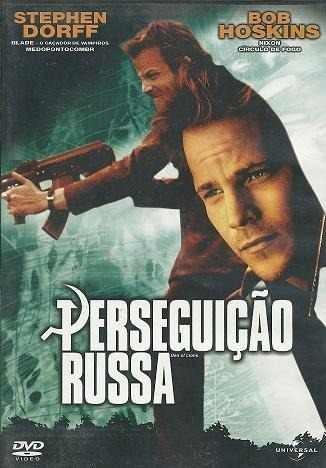 perseguicao russa (stephen dorff) dvd