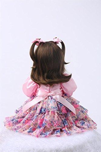 perseguir bebe hermoso cuerpo suave real life princess girl