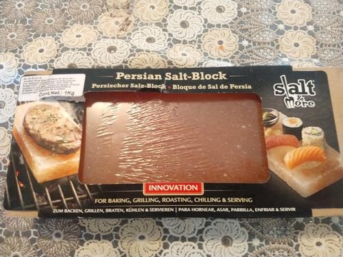 persian salt-block