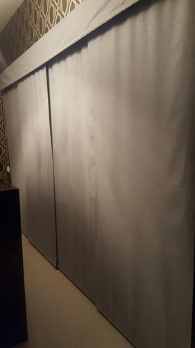 persiana 4 panel plata grande ventanal lista para instalar