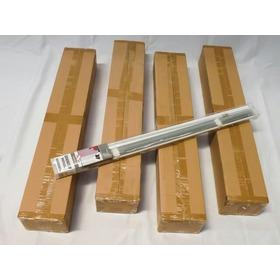 Persiana Alumínio 80x160cm Cazza Branca Caixa C/6 Unid