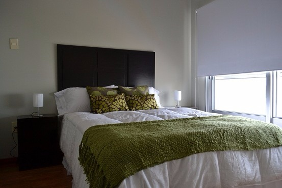 Persiana blackout mirage by hunter douglas en - Precios de cortinas para dormitorios ...