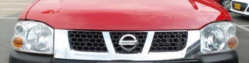 persiana de lujo nissan frontier 2012 y similar cromada