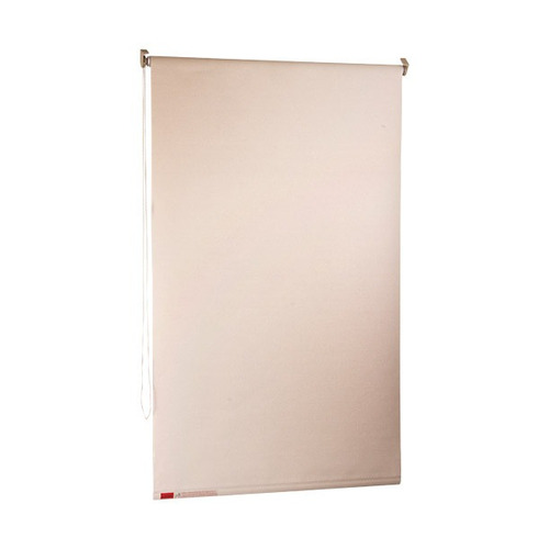 persiana enroll blackout 1.2x1.9 m choco para interior