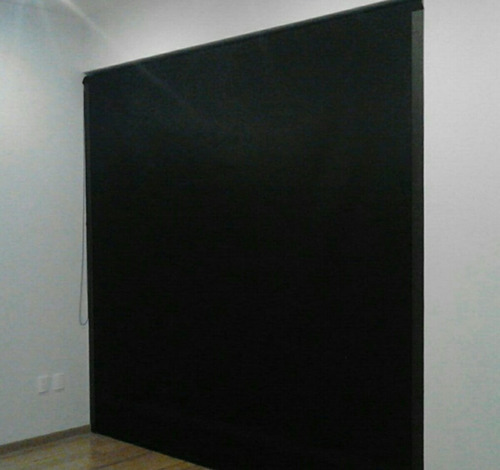 persiana enrollable black out