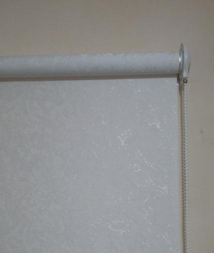 persiana enrollable estamp. de lujo  $249 m2