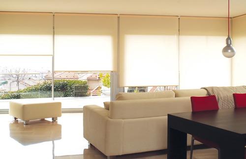 persiana enrollable fua protección de control solar 5m2