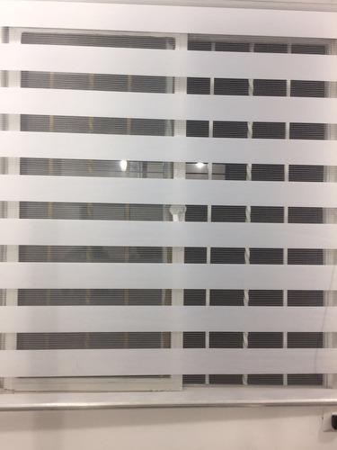 persiana enrollable sheer 1.50 x 1.50  $1299