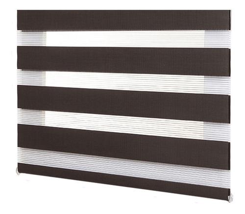 persiana enrollable sheer elegance 140x180cm instala fácil