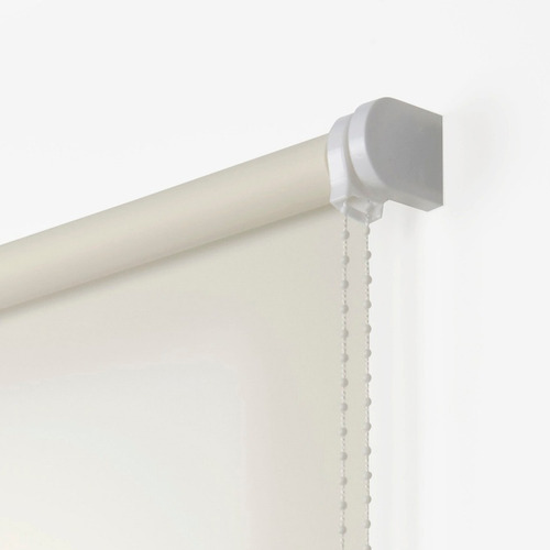 persiana enrollable traslucida 100x180cm instala fácil crudo