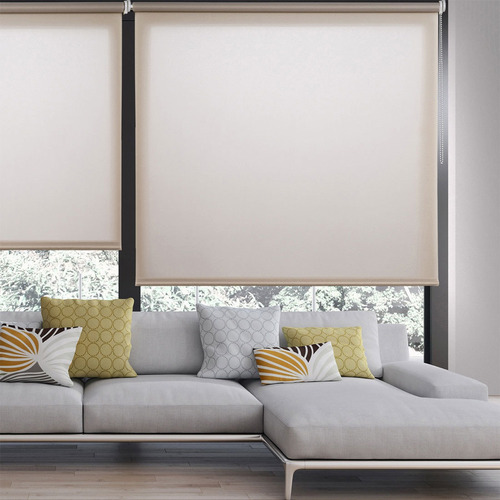 persiana enrollable traslucida loneta 140x180 instala fácil