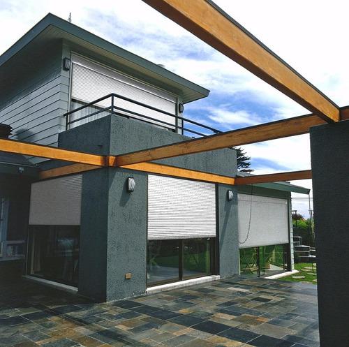 persiana exterior de aluminio flexalum - ikean
