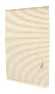 persiana horizontal 120cm*160cm ( 48`*64`) 1` almendra creat
