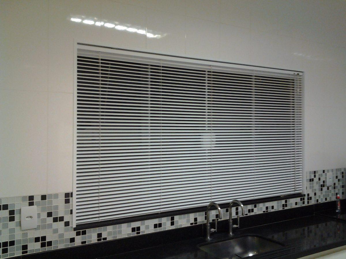 Persiana horizontal de aluminio pre o por m2 c garantia for Persiana de aluminio