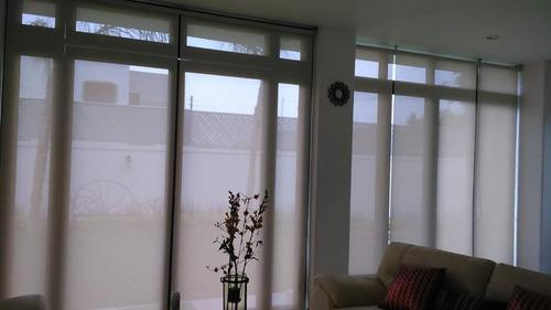 persiana malla solar $630 m2