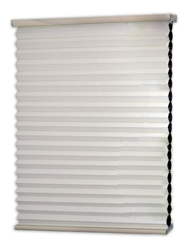 persiana scala celular blackout 45mm 80 x 180 color crema