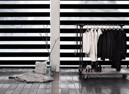 Persiana sheer elegance negra 2 en mercado libre - Cortinas tipo persiana ...