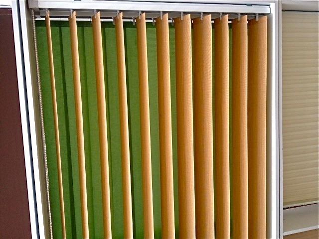 Persiana vertical de tela black out en mercado - Persianas de tela ...