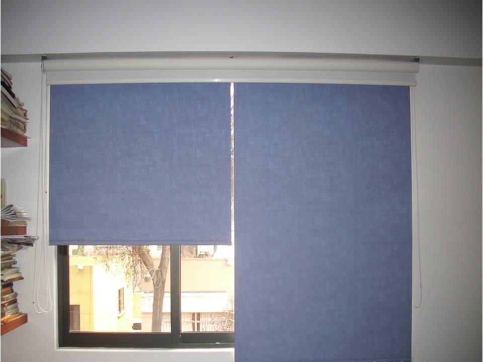 Oferta persianas cortin enrollables o romanas 299 pesos m2 - Persianas de tela enrollables ...