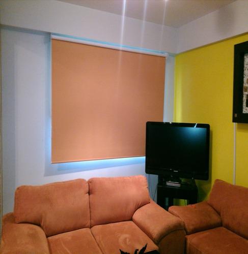 persianas cortinas enrollables dúo  día y noche 749 m2 11