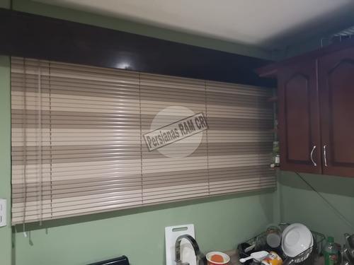 persianas de aluminio para su cocina en heredia