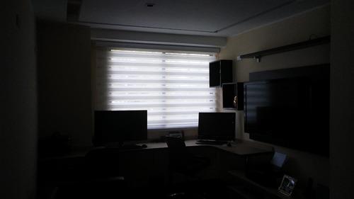 persianas enrollables malla antisolar, blackout.
