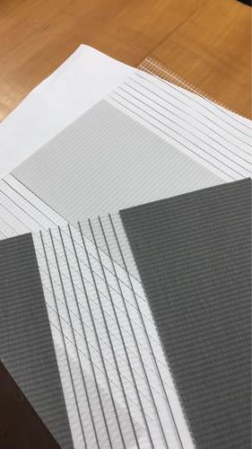 persianas enrollables tela traslúcida $220 metro cuadrado