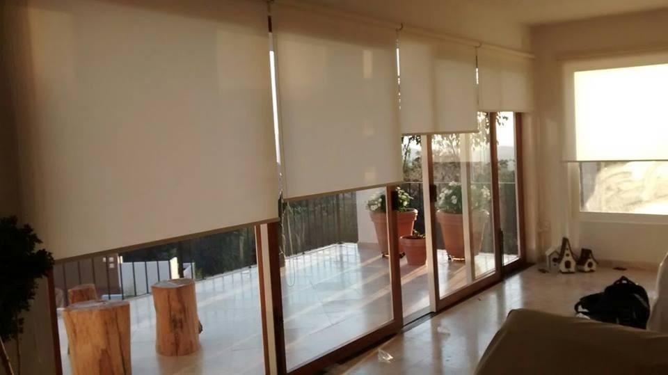 Persianas enrollables tela traslucida 229 m2 - Persianas de tela enrollables ...