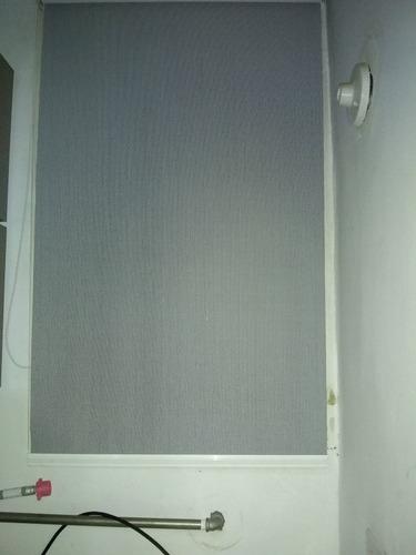 persianas enrrollables en malla antisolar y blackout