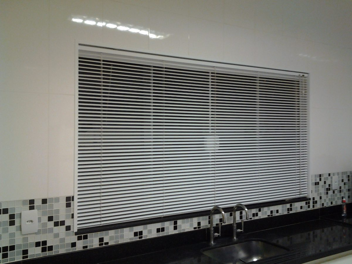 Persianas horizontais de aluminio pre o por m2 c garantia for Persiana de aluminio
