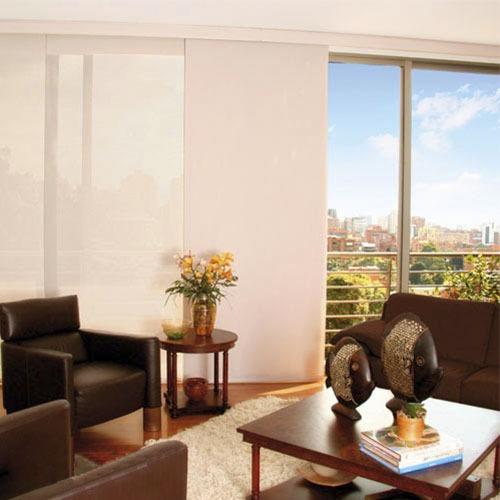 persianas modernas tipo panel japonés umberto capozzi